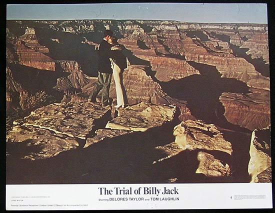 TRIAL OF BILLY JACK '74 Tom Laughlin US Lobby card #4