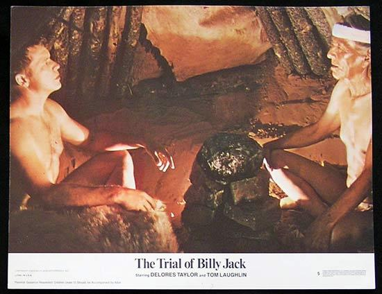 TRIAL OF BILLY JACK '74 Tom Laughlin US Lobby card #5