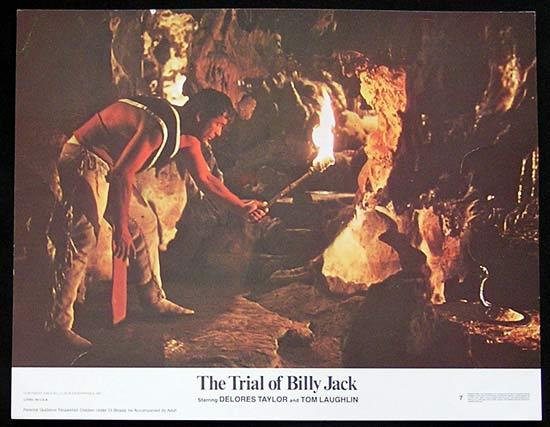 TRIAL OF BILLY JACK '74 Tom Laughlin US Lobby card #7