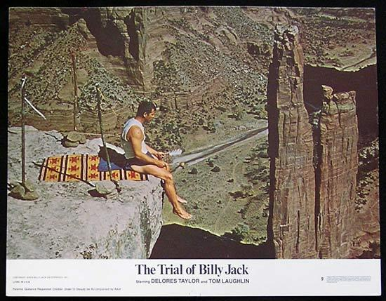 TRIAL OF BILLY JACK '74 Tom Laughlin US Lobby card #9
