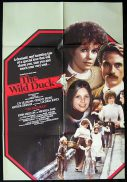 "WILD DUCK, The 1983 Liv Ullmann ORIGINAL 1sh poster ""A"""