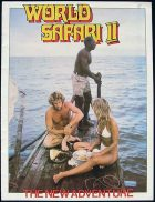 WORLD SAFARI 2 '84 Alby Mangels AUSTRALIAN FILM programme