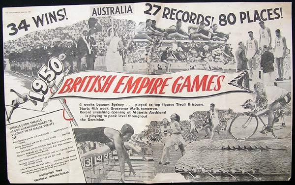 1950 British Empire Games