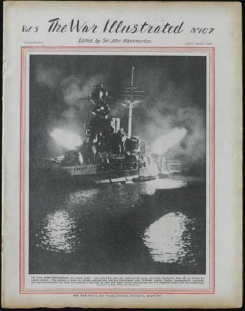 War Illustrated Magazine Sept 30 1941