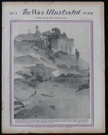 War Illustrated Magazine Sept 20 1941