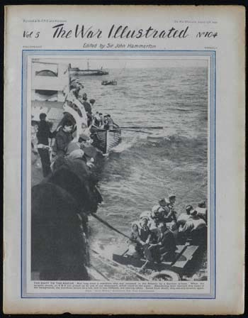 War Illustrated Magazine Aug 29 1941