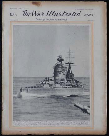 War Illustrated Magazine Aug 22 1941