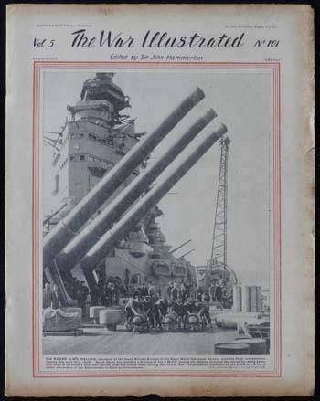 War Illustrated Magazine Aug 8 1941