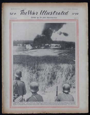 War Illustrated Magazine July 25 1941