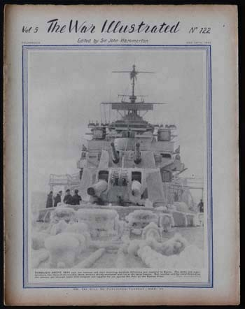 War Illustrated Magazine Feb 28 1942