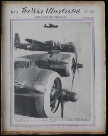 War Illustrated Magazine Mar 20 1942