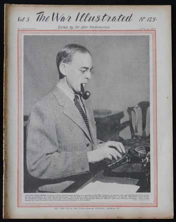 War Illustrated Magazine Apr 2 1942