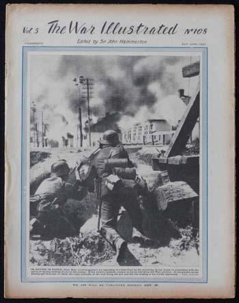 War Illustrated Magazine Oct 10 1941