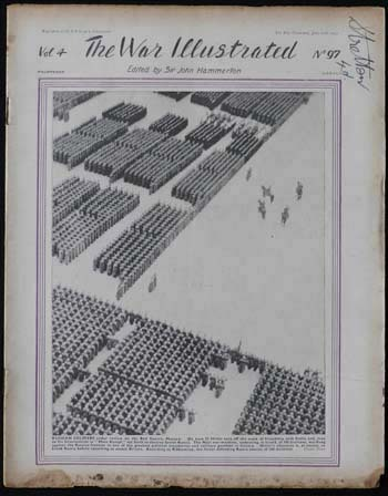 War Illustrated Magazine July 11 1941