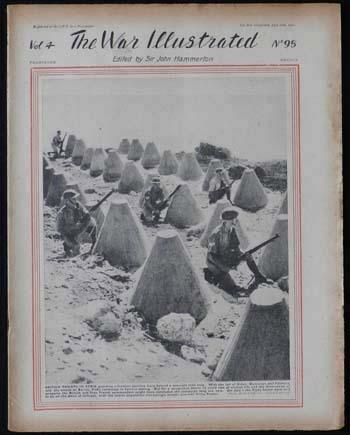 War Illustrated Magazine July 18 1941