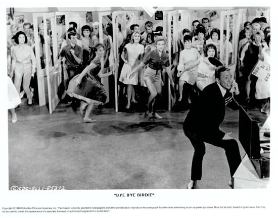 BYE BYE BIRDIE Movie Still 1 Dick Van Dyke Ann-Margret Janet Leigh