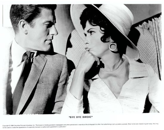 BYE BYE BIRDIE Movie Still 15 Dick Van Dyke Ann-Margret Janet Leigh