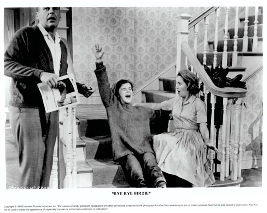 BYE BYE BIRDIE Movie Still 19 Paul Lynde Ann-Margret Janet Leigh