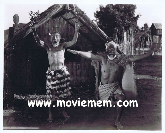 UNDER THE SOUTHERN CROSS 1927 Movie Still 3 New Zealand Cinema Maori Culture