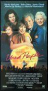 USED PEOPLE Australian Daybill Movie poster Shirley MacLaine Marcello Mastroianni