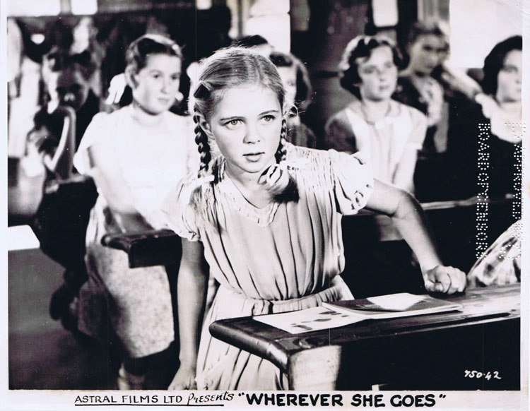 WHEREVER SHE GOES Movie Still 1 Eileen Joyce