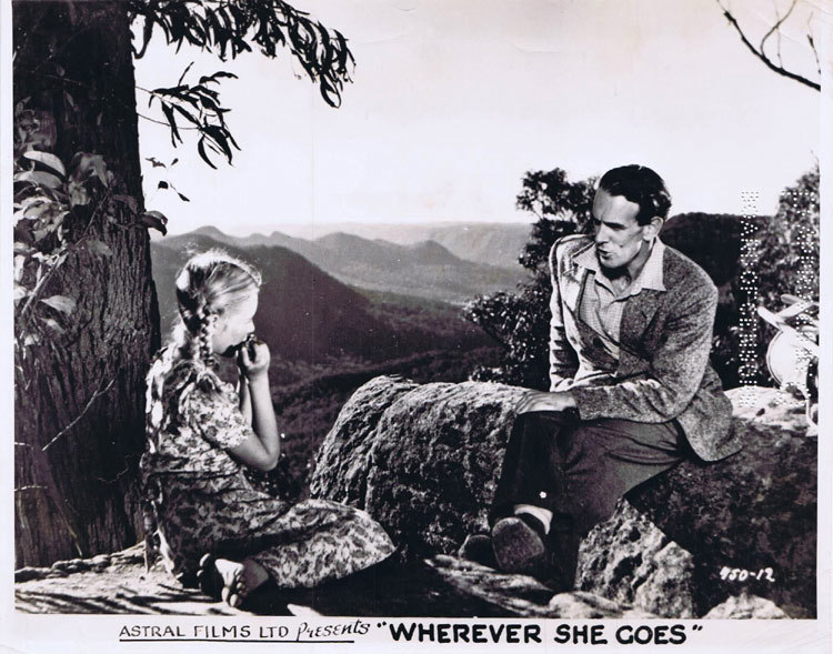 WHEREVER SHE GOES Movie Still 4 Eileen Joyce