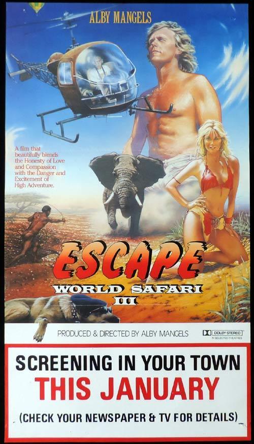 alby mangels world safari