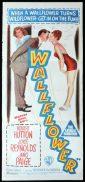 WALLFLOWER Original Daybill Movie Poster Robert Hutton Janis Paige