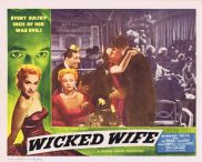 WICKED WIFE Original Lobby Card 5 Nigel Patrick Moira Lister Beatrice Campbell