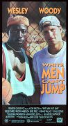 WHITE MEN CAN'T JUMP Original Daybill Movie Poster Wesley Snipes Woody Harrelson