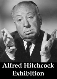 Alfred Hitchcock Movie poster Exhibition