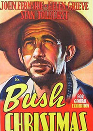 Bush Christmas Daybill Movie Poster