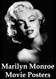 Marilyn Monroe Movie Posters