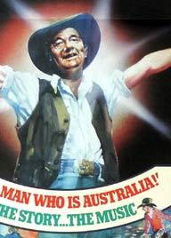Slim Dusty Daybill Movie poster