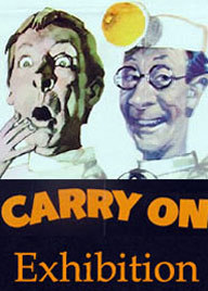 Carry On Movie Poster Exhibition