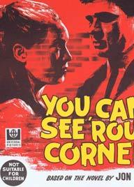 You Cant See Round Corners Movie poster