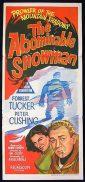 GALLERY – Hammer Horror Australian posters