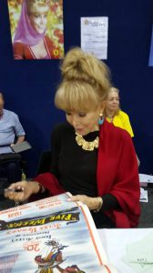 BARBARA EDEN Autographed Movie Posters image