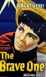 THE BRAVE ONE Daybill Movie Poster Original or Reissue? image