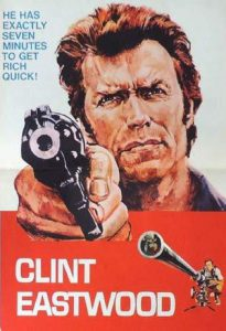 THUNDERBOLT and LIGHTFOOT and THE EIGER SANCTION Daybills Spot the error! image