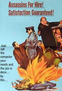 COMPANY OF KILLERS Heavily Censored Australian Daybill Movie Poster image