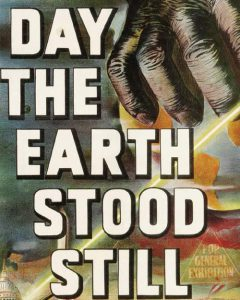 The Day the Earth Stood Still Daybill – Original or Reissue image