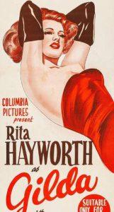 GILDA Daybill Movie poster – Original or Reissue? image