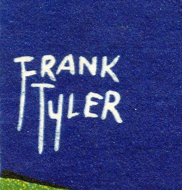 Frank Tyler Movie Poster Artist