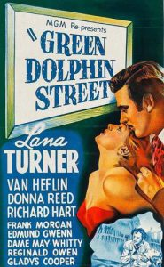 GREEN DOLPHIN STREET Daybill Movie Poster Original or Reissue? image