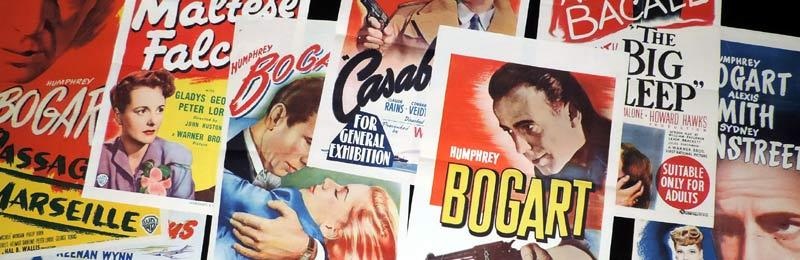 Humphrey Bogart Movie Posters