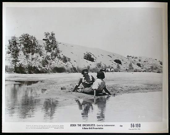 JEDDA 1955 Charles Chauvel RARE ORIGINAL Movie Still 7