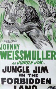 JUNGLE JIM Daybill Movie Posters Original or Reissue? image