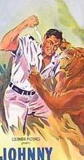 JUNGLE JIM Daybill Movie Posters Strikingly similar! image