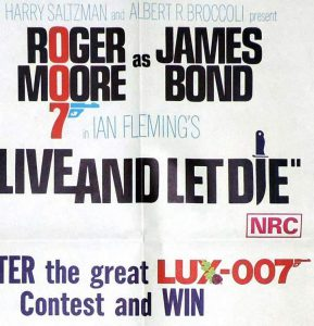 Is this the RAREST of all James Bond movie posters? image